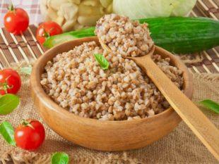 диета с гречкой для похудения