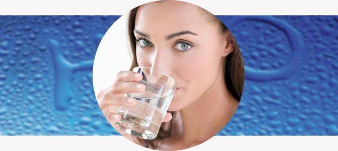 польза воды для организма человека