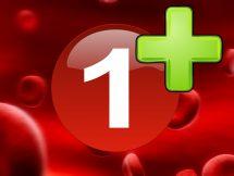 Питание по 1 (первой) положительной группе крови