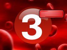 Питание по 3 (третьей) отрицательной группе крови