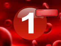 Питание по 1 (первой) отрицательно группе крови