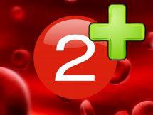Питание по 2 (второй) положительной группе крови
