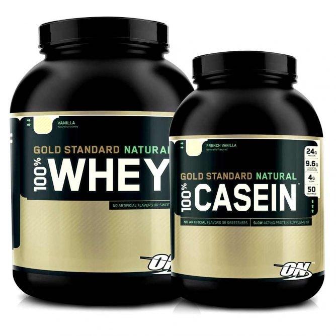 Казеиновый протеин