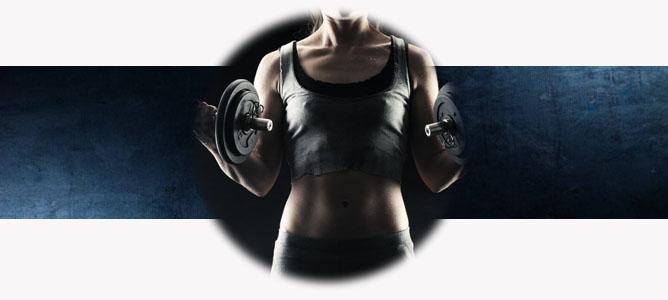Комплекс упражнений для спортзала для девушек