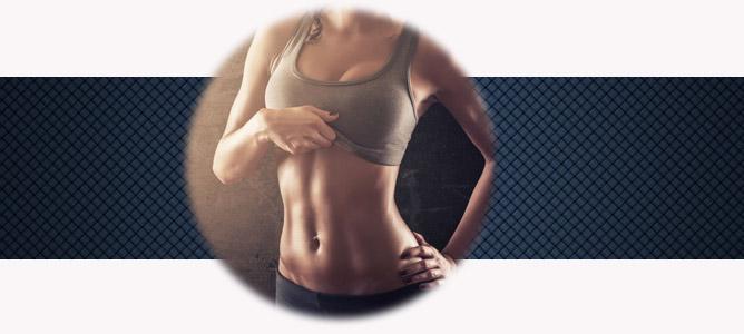 как похудеть в области паха
