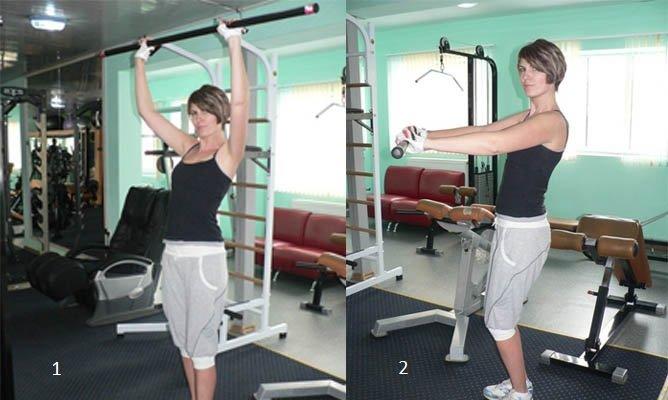 Эффективные упражнения для осанки в домашних условиях