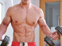 Тренировки для набора мышечной массы в домашних условиях