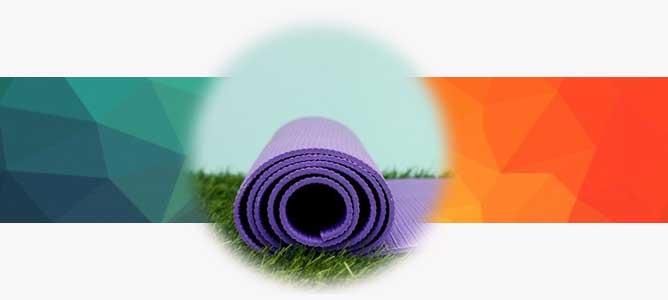 Какой выбрать хороший коврик для занятия йогой