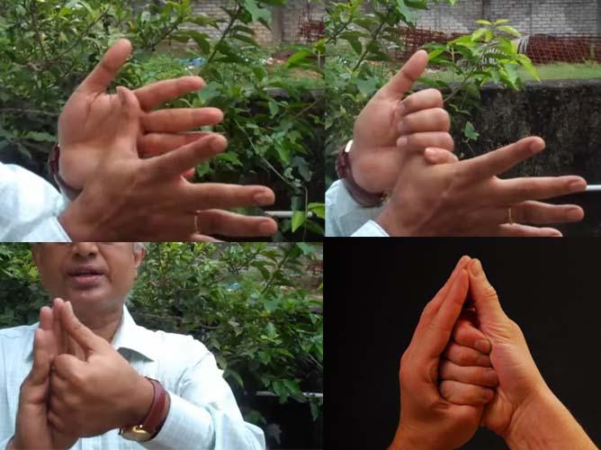 Шанкха мудра (мудра раковины): техника и значение в жизни человека
