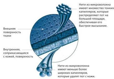 Какие функции выполняет термобелье