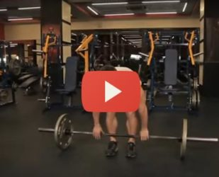 Видео: становая тяга - техника от А до Я