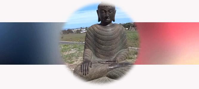Бхумиспарша мудра (мудра просветления): техника и значение в жизни человека