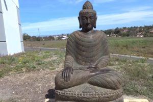 Бхумиспарша мудра (мудра просветления)