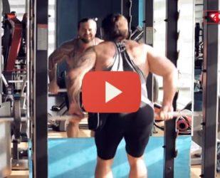 Видео: тяга штанги в наклоне от А до Я
