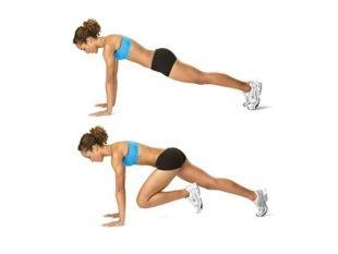 Упражнение «Скалолаз»