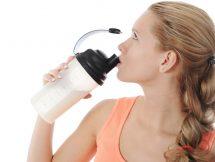 Как пить протеин для похудения девушкам: какой выбрать, дозировка, отзывы