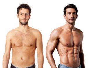 Питание для эктоморфа для быстрого набора мышечной массы
