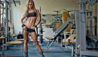 Система тренировок в тренажерном зале FST для набора веса или похудения