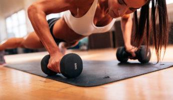 Кроссфит тренировка в домашних условиях для мужчин и женщин
