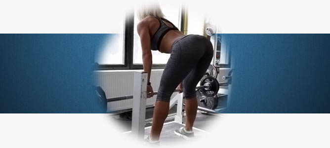 Фитнес программа для начинающих девушек