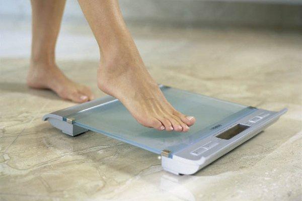 Сброшенный вес