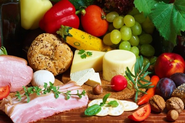 Питание при диете 3 кулака