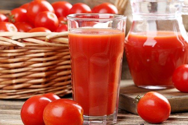 Меню помидорной диеты