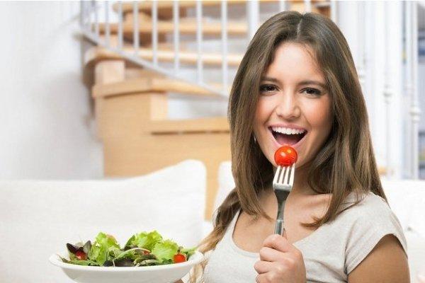 Выход из помидорной диеты