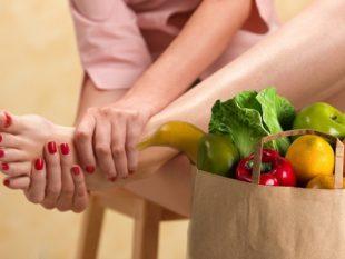 Суть лечебной диеты при подагре