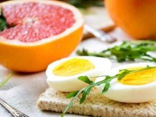 Основные продукты химической диеты