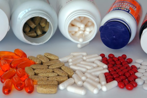 Минеральные и витаминные добавки