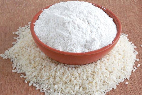 Молотый рис