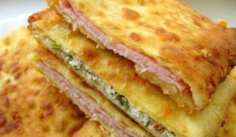 Сырные лепешки: рецет приготовления за 15 минут