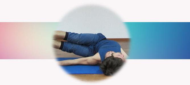 Джатхара Паривартанасана в йоге: техника, значение и польза