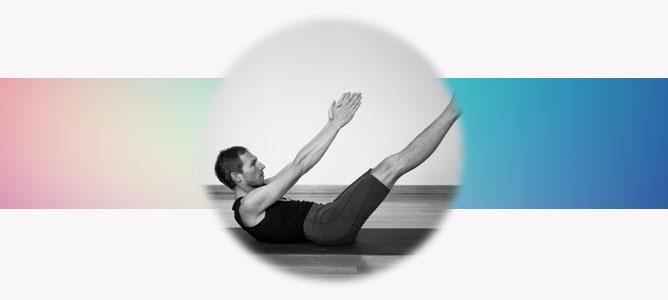 Ардха Навасана (Поза Лодки) в йоге: техника, значение и польза