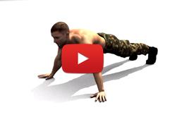 Видео: отжимания широким хватом