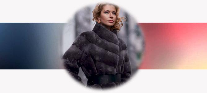 Шубы из натурального меха – настоящее украшение для ценителей