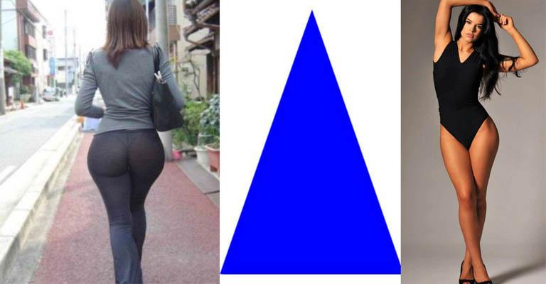 груша (она же буква А, треугольник и елка)