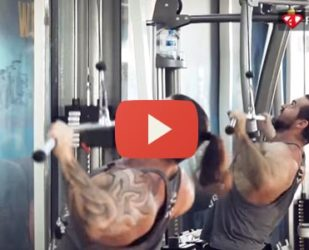 Видео: тяга вертикального блока от А до Я