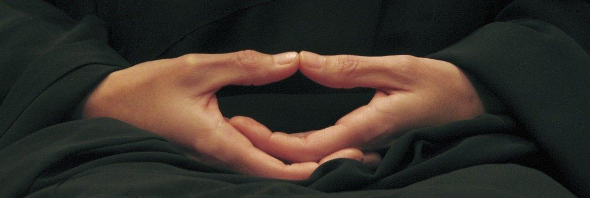 Дхьяна мудра (мудра сосредоточенности): техника и значение в жизни человека