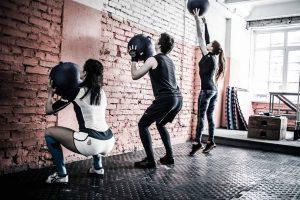 Кроссфит: программа тренировок для начинающих