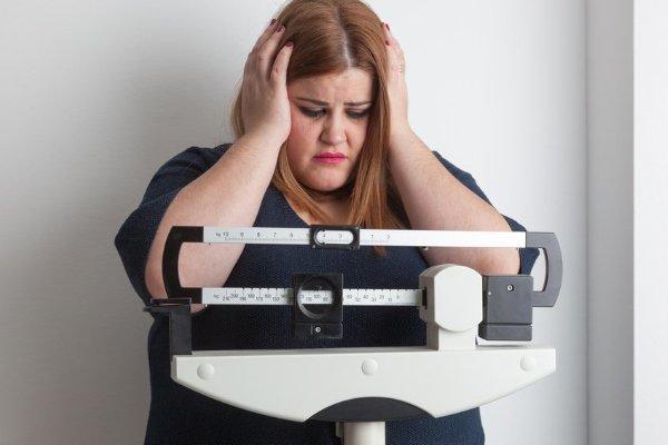 Остановка веса