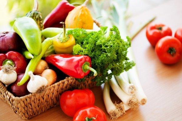 Овощной день