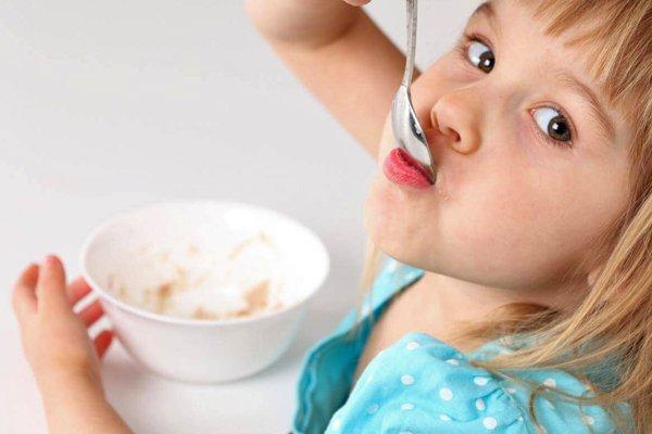 Употребление молочных каш