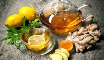 Помогает ли имбирный чай в похудении?
