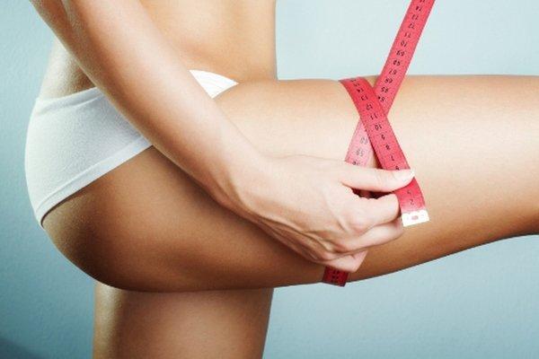 Похудение в ногах