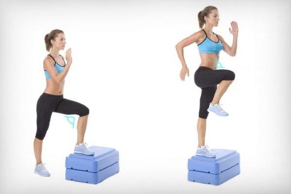 Упражнения на платформе