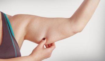 Как избавиться от лишнего жира в области рук и плеч при помощи упражнений?