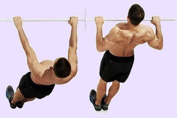 Вертикальная тяга