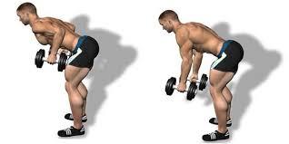 Эффективные упражнения с гантелями